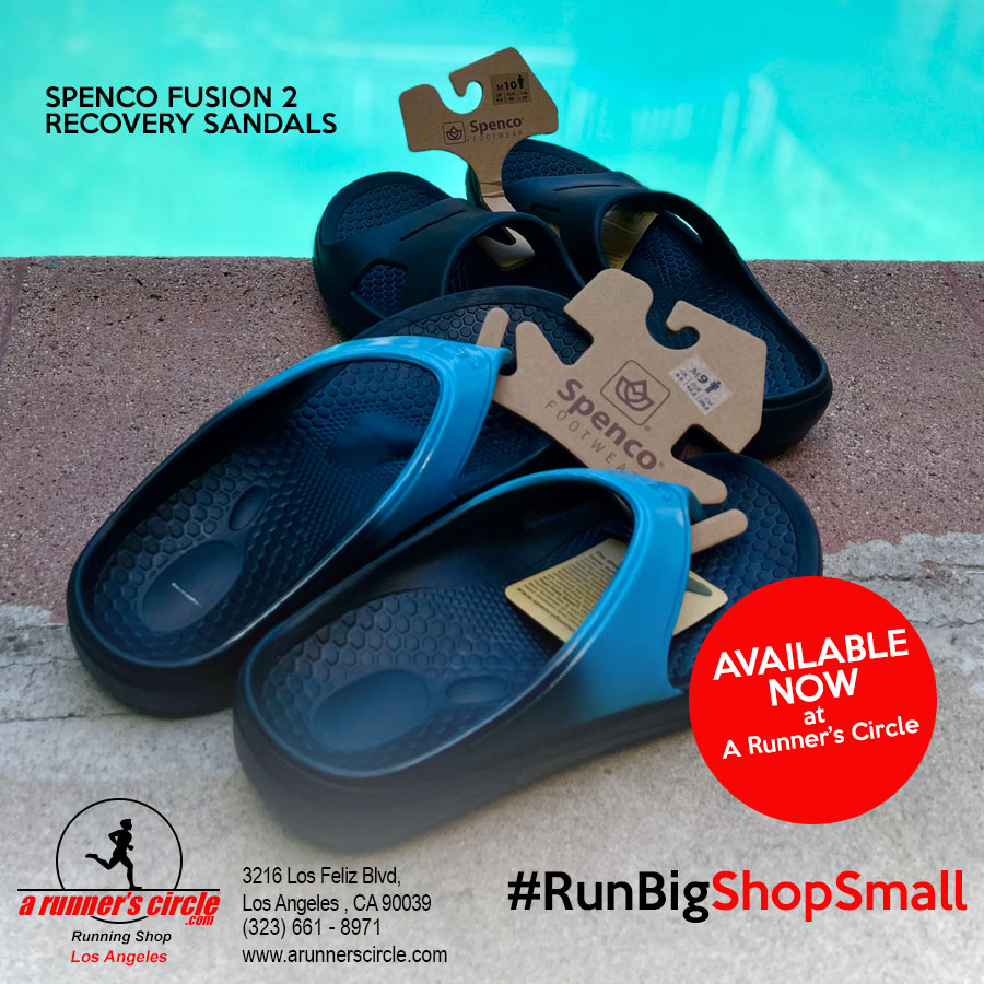 Spenco Fusion 2 Recovery Sandals